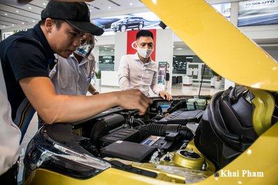 """Kia Seltos 2020 về đại lý, khách hàng không cần lái thử """"xuống tiền liền tay"""" a6"""