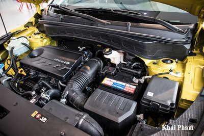 Ảnh động cơ xe Kia Seltos Luxury 2020