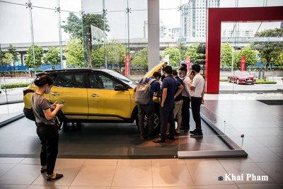 """Kia Seltos 2020 về đại lý, khách hàng không cần lái thử """"xuống tiền liền tay"""" a5"""