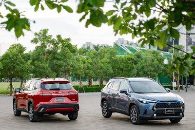 Giá lăn bánh Toyota Corolla Cross 2020 mới nhất từ795 triệu đồng.....