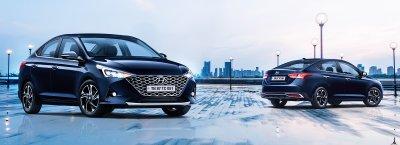 Hyundai Accent 2020 nâng cấp mới...