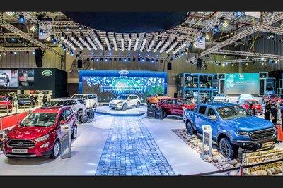 Gian hàng Ford tại VMS 2019 1