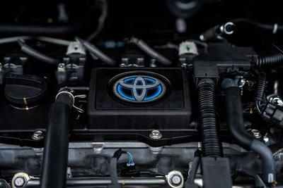 Ảnh động cơ xe Toyota Corolla Cross 2020