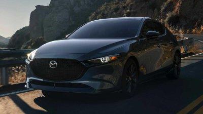 Mazda 3 2021 sedan, hatchback tăng áp chào giá hơn 700 triệu đồng