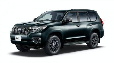 """Toyota Land Cruiser Prado 2020 nâng cấp động cơ, thêm bản """"full đen""""."""