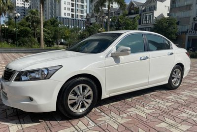 Honda Accord 2010 rao bán 465 triệu đồng 1
