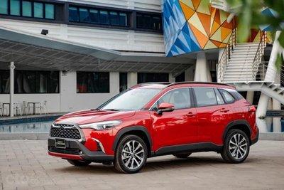 Thông số kỹ thuật xe Toyota Corolla Cross 2020 1