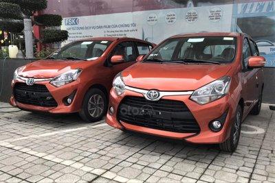 Toyota gia hạn ưu đãi lãi suất 0% dành cho khách hàng mua xe Toyota Wigo trong tháng 08/2020 1