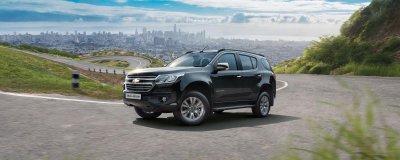SUV 7 chỗ Chevrolet Trailblazer 2020 giảm tới 200 triệu đồng.