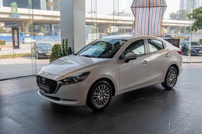 Mazda 2 giảm đến 50 triệu đồng trong tháng 08/2020 1