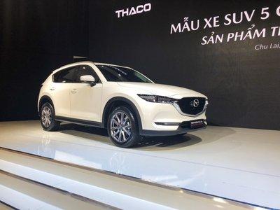 Mazda CX-5 ưu đãi tới 120 triệu đồng trong tháng 08/2020 1