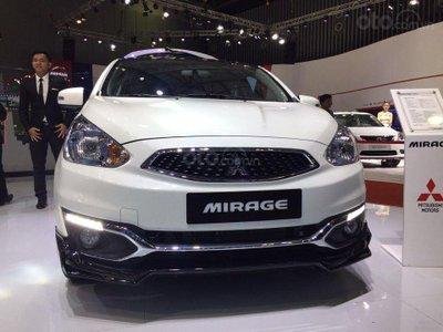 Mitsubishi Mirage: Doanh số 17 xe 1