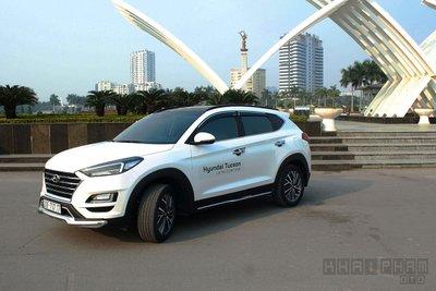 Hyundai Tucson bán chạy nhất phân khúc CUV trong tháng 07/2020 1