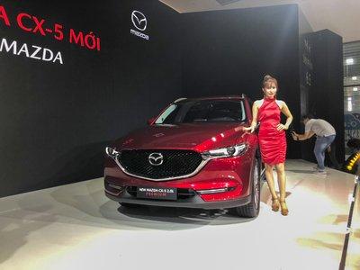 Mazda CX-5 hiện đang áp dụng khuyến mãi lên tới 120 triệu đồng 1