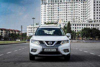 Nissan X-Trail đang bán tại Việt Nam 1