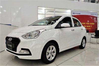 Hyundai Grand i10 là mẫu xe chủ lực của TC Motor 1