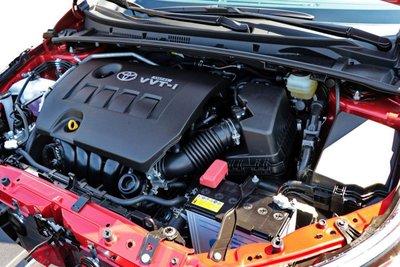 Thông số kỹ thuật xe Toyota Corolla Altis 2020: Động cơ 1