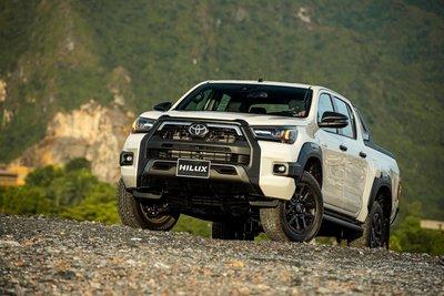 Toyota Hilux 2020 mới ra mắt Việt Nam 1