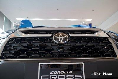 Chi tiết xe Toyota Corolla Cross 2020 vừa cập bến đại lý giá 820 triệu đồng a29