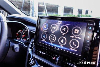Chi tiết xe Toyota Corolla Cross 2020 vừa cập bến đại lý giá 820 triệu đồng a23