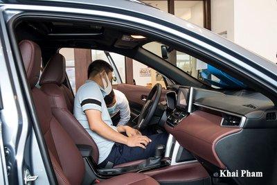 Kia Seltos được quan tâm hơn Toyota Corolla Cross những ngày đầu về đại lý a7