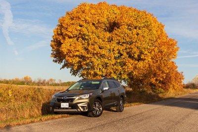 Subaru tự hào giành thứ hạng đầu.