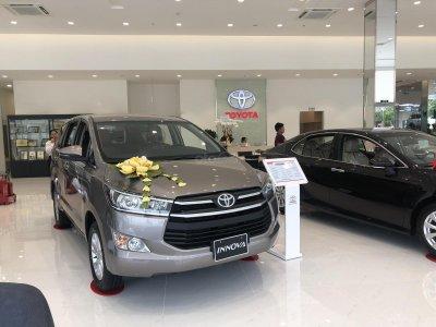 Toyota Innova: 431 xe 1