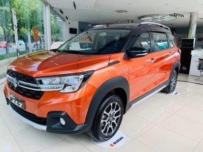 Suzuki XL7: Doanh số 267 xe 1