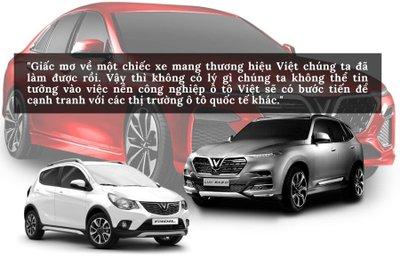 Tại sao VinFast lại sản xuất một chiếc xe mà 95% dân số không có khả năng mua? - Ảnh 1.