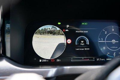 Công nghệ mới giúp quan sát điểm mù dễ dàng hơn.