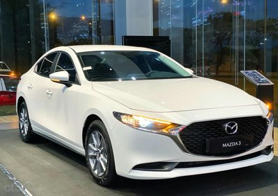 Mazda 3: Doanh số 886 xe 1