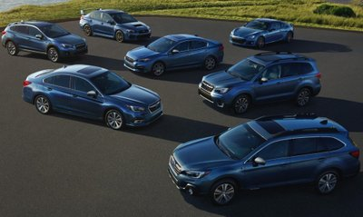 Xe Subaru mới còn có thể xuất hiện sớm hơn dự kiến.