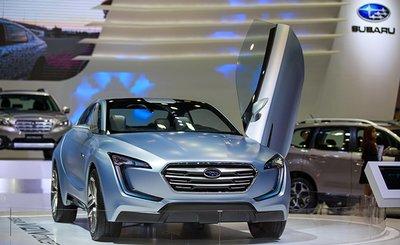 Danh sách sản phẩm mới của Subaru cực kỳ đa dạng.