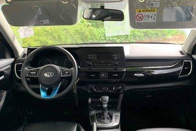 Kia Seltos tiêu chuẩn lộ diện tại Việt Nam, thiếu nhiều trang bị a3