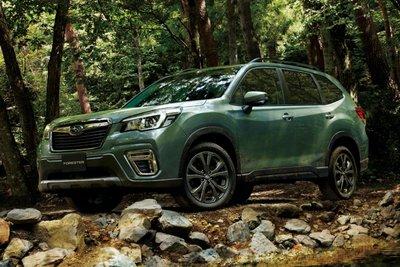 Subaru Forester 2021 đa dạng và an toàn.