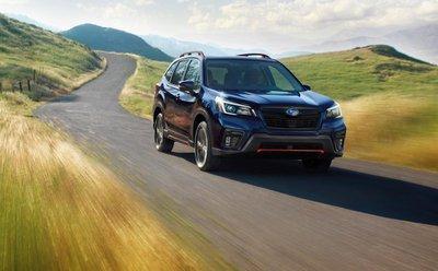Subaru Forester 2021 an toàn hơn nữa với giá tăng nhẹ.