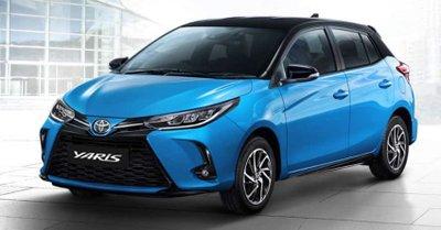 Toyota Yaris 2020 facelift hấp dẫn hơn nữa.