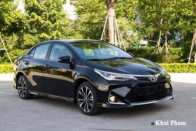Toyota Corolla Altis 2020 mới ra mắt đầu tháng 08/2020 1