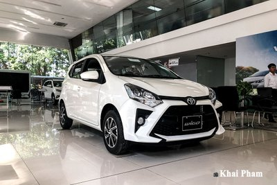 Toyota Wigo 2020 ra mắt vào tháng 07/2020 1
