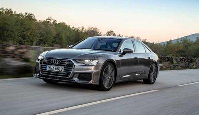 Audi A6 2020 đạt chuẩn an toàn cao nhất từ IIHS.