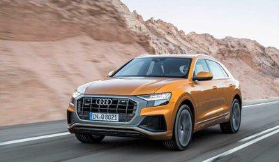 Audi Q8 2020 sở hữu độ an toàn tốt nhưng chưa tuyệt hảo bằng A6.