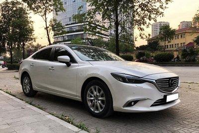 Mazda 6 2015 rao bán 605 triệu đồng 1