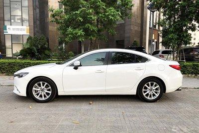 Thiết kế thân xe Mazda 6 2015 1