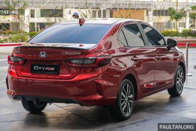 Honda City 2020 hứa hẹn tăng cường trải nghiệm lái.