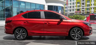 Honda City 2020 nâng tầm sức mạnh.