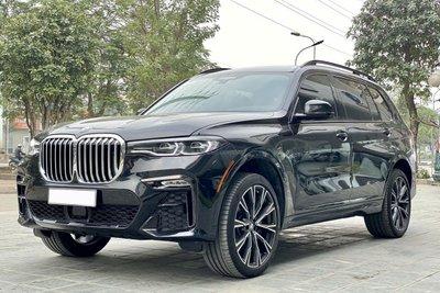 BMW X7 2019 rao bán 6,25 tỷ đồng 1