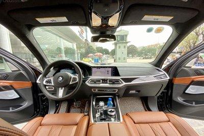 Không gian nội thất xe BMW X7 2019 1