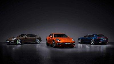 Porsche Panamera 2021 đa dạng với hàng loạt tùy chọn cá nhân hóa.