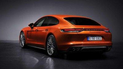 Porsche Panamera 2021 hứa hẹn mang đến trải nghiệm tốc độ tuyệt hảo.