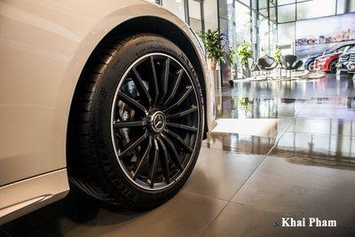Ảnh la-zăng xe Mercedes-AMG GT53 2020